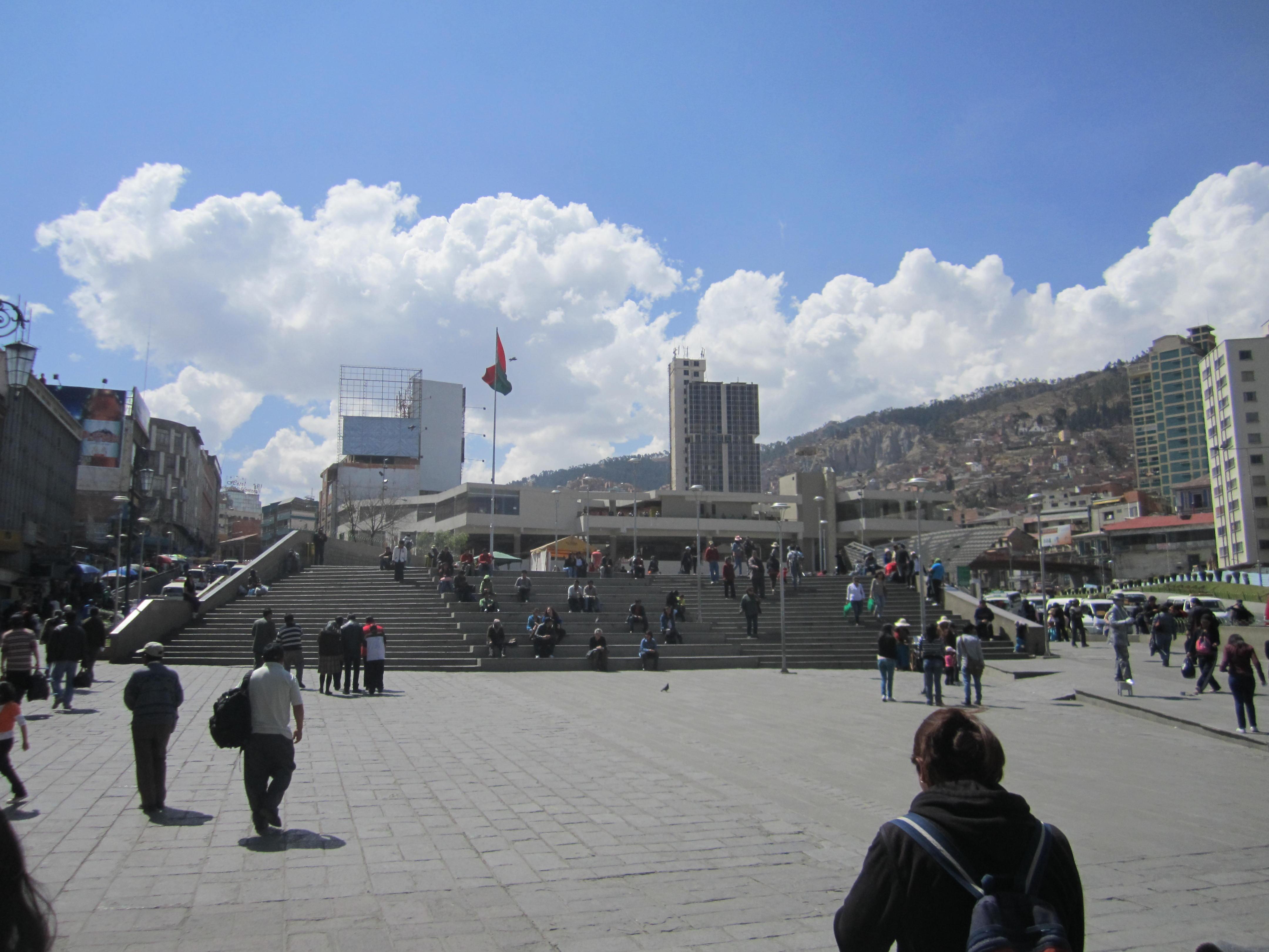 municipal plaza
