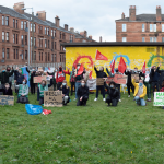 ACORN Scotland, Living Rent,